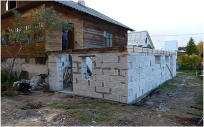 Комбинирование строительных материалов гарантирует качество и долговечность