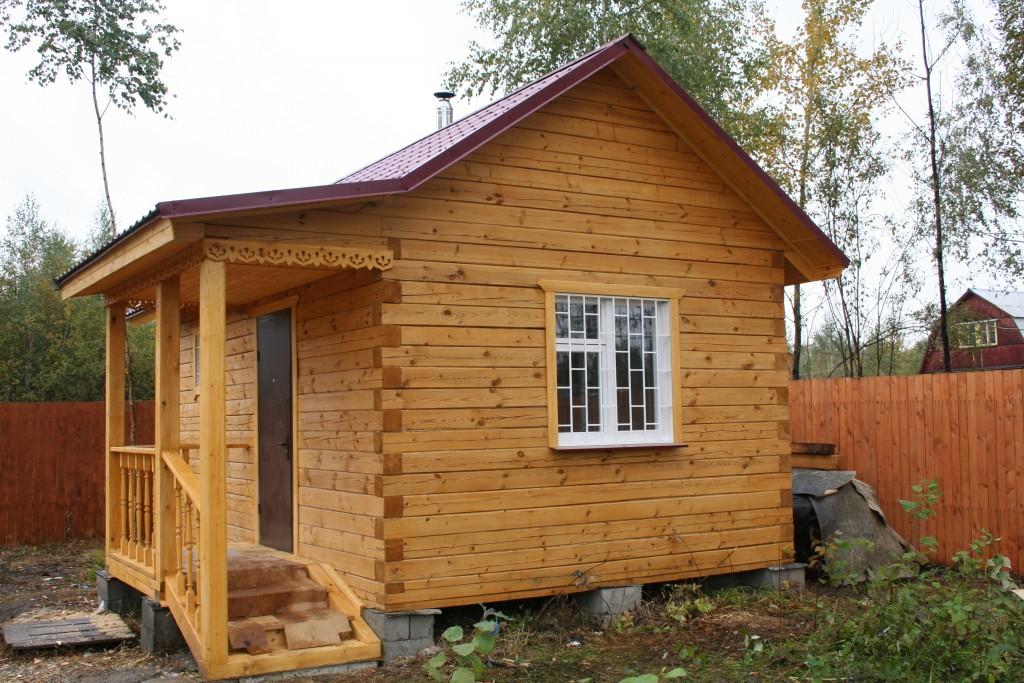 Компактное строение можно сделать весьма удобным в использовании, но придется все тщательно продумать