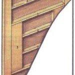 Дверь из фанеры своими руками фото