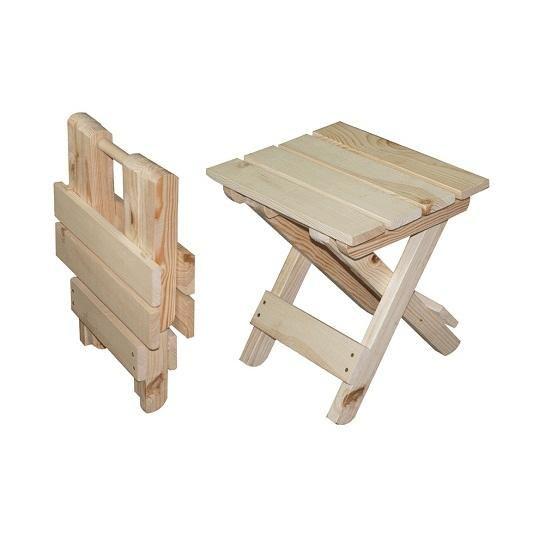 Конструкция с раскладным сиденьем