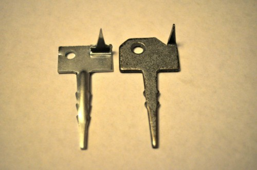 Крепление «Ключ».