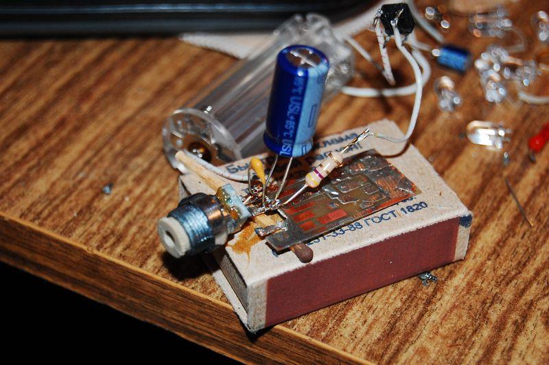 Как сделать домашний лазер для 57