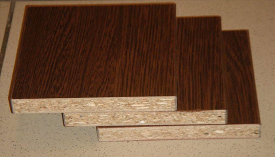 Ламинированные древесно-стружечные плиты