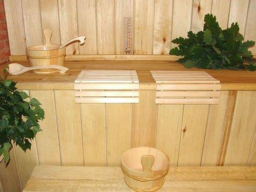 Изделия из дерева для бани: видео-инструкция по выбору своими 28