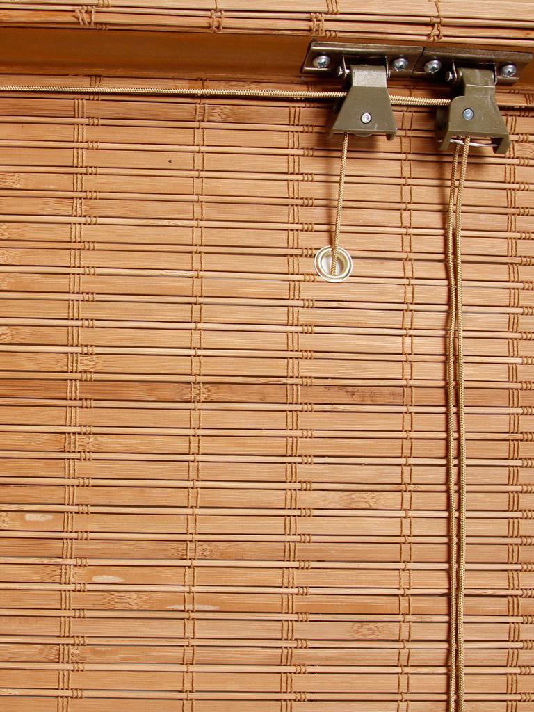 Механизм бамбуковых рулонных жалюзи