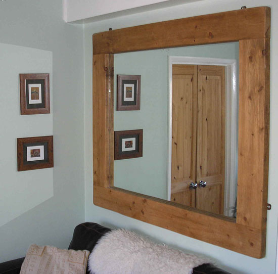 Рамка для зеркала из дерева своими руками фото 263