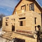 На фото: пристройка помогает увеличить жилую площадь в старых домах