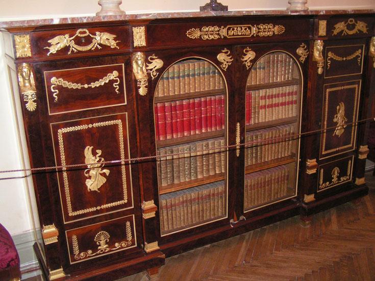 Накладки для мебели из дерева – классицизм