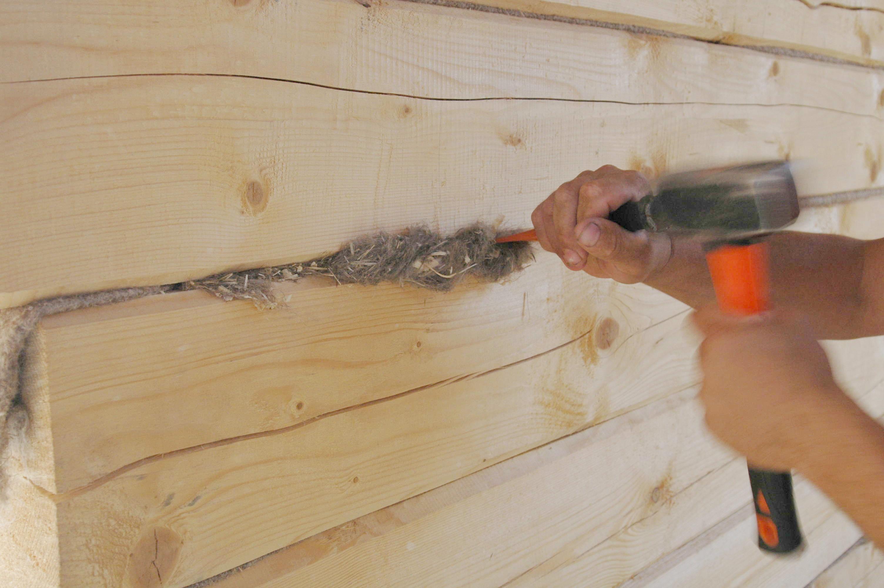 Наличие утеплителя в деревянном доме гарантирует комфортные условия для проживания