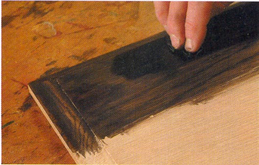 Покраска дерева под старину своими руками: видео-инструкция по монтажу, особенности окраски с эффектом старения, цена, фото