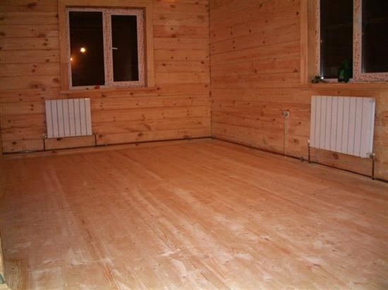 Необходимо создать прочное неподвижное основание под плитку на деревянный пол.