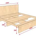 Как самому сделать кровать с подъемным механизмом