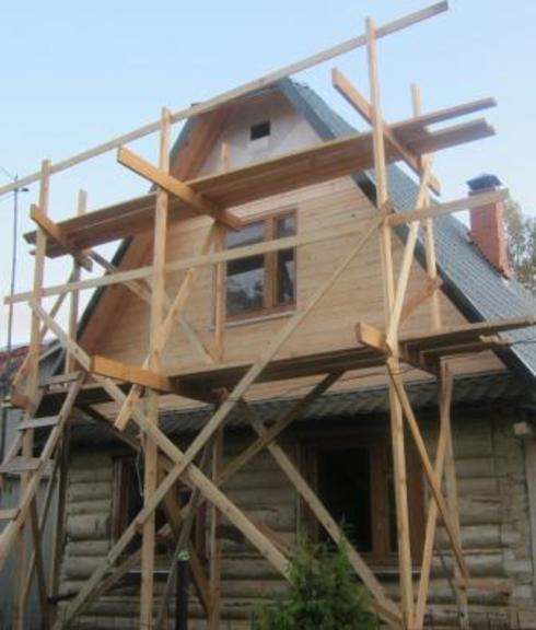 Ограждение существенно повышает безопасность конструкции.