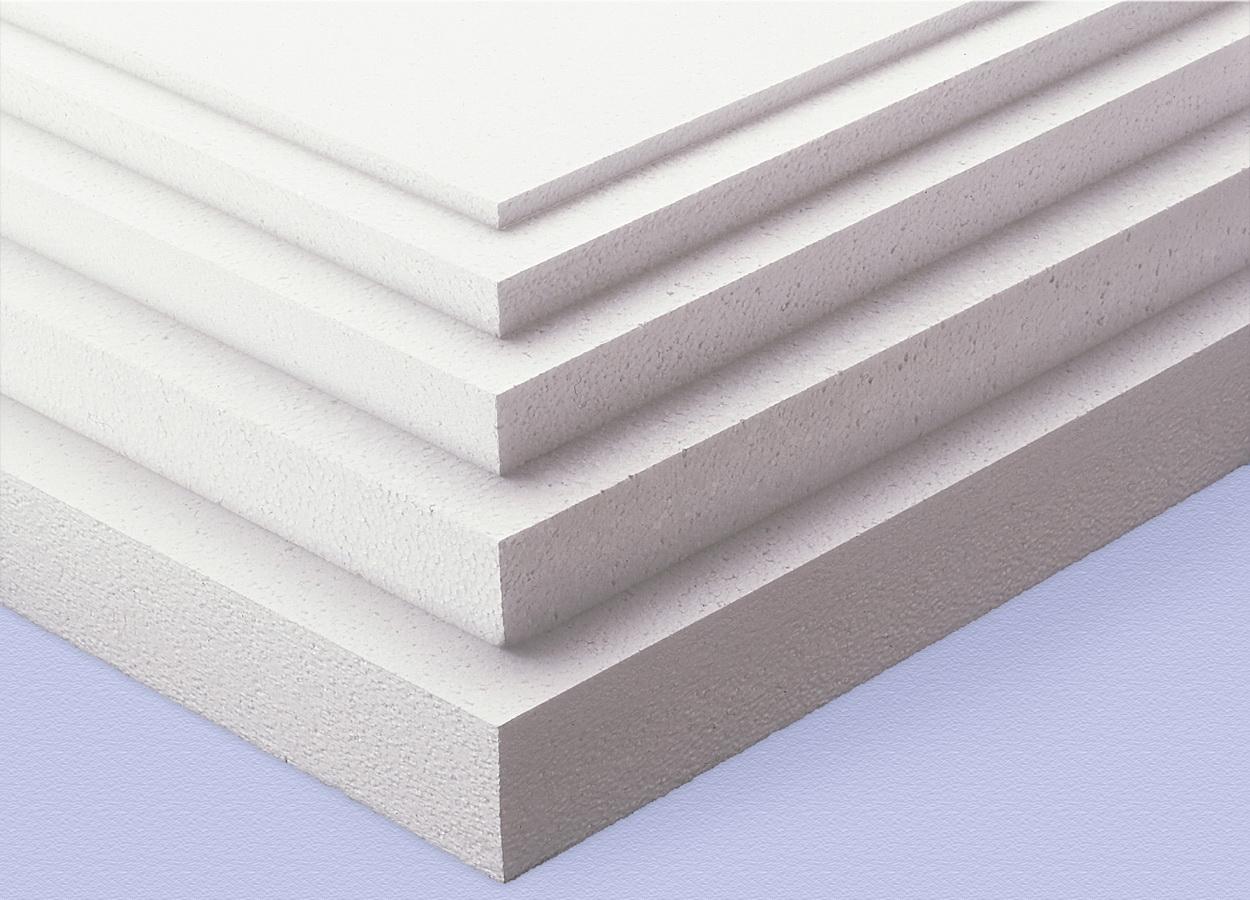 Панели пенопласта для строительных нужд