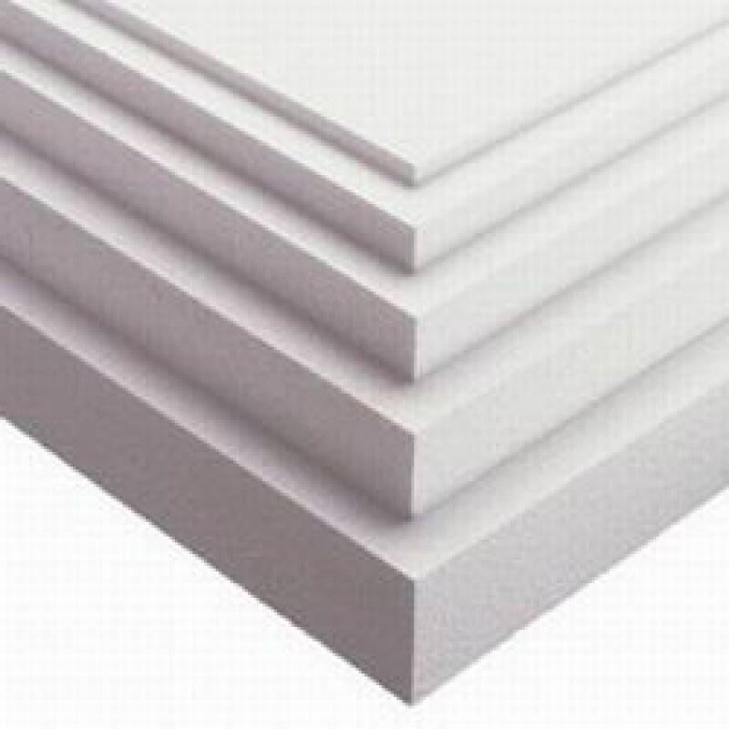 Пенопласт разной толщины