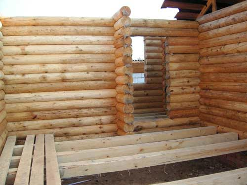 Полы перекрытия в деревянном доме своими руками