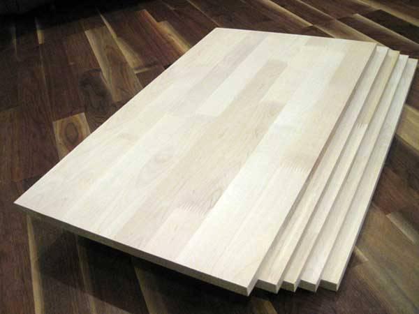 Пилопродукция, из которой собирается современная качественная мебель
