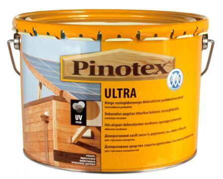 Пинотекс для покрытия деревянных фрагментов