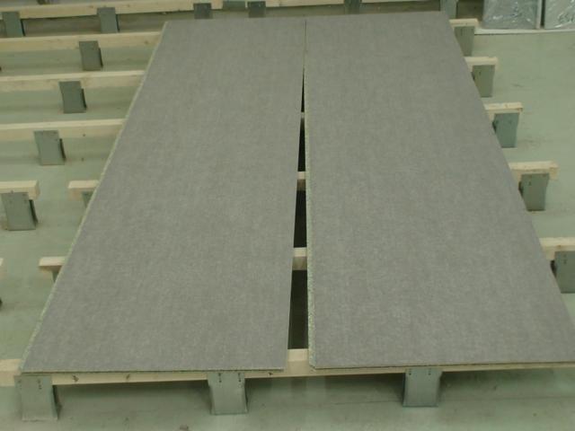 Плитка на ЦСП по деревянному полу – неплохое решение.