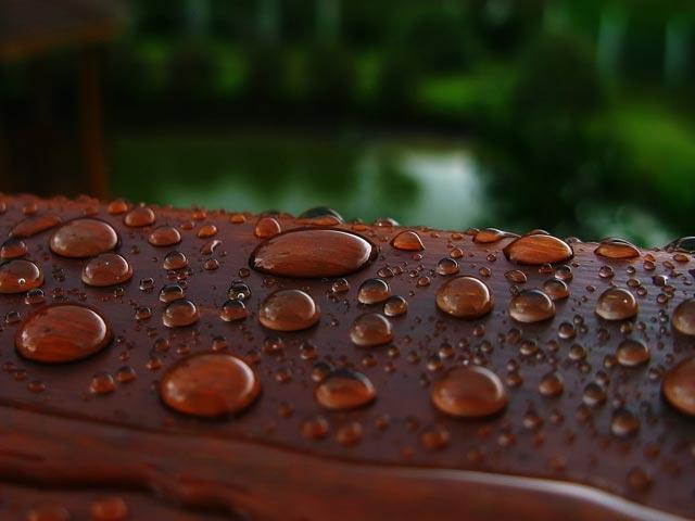 Поверхностная обработка водонепроницаемым составом