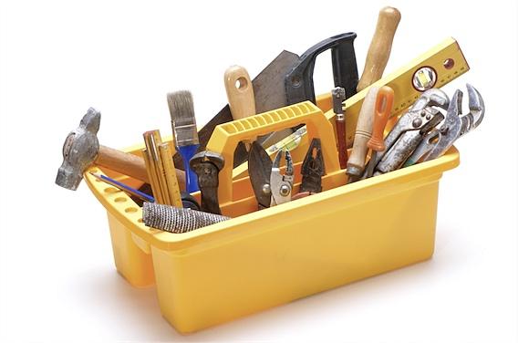 Приготовление инструментов – немаловажный этап.