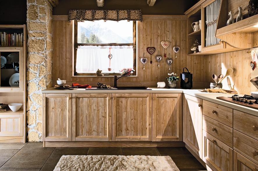 этого кухни в деревянном доме массив фото вариантом для сырной