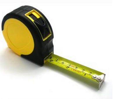 Пример подходящей строительной рулетки