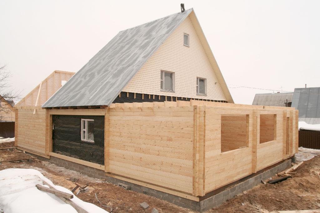 Пристройка может вдвое увеличить площадь дома и изменить его до неузнаваемости
