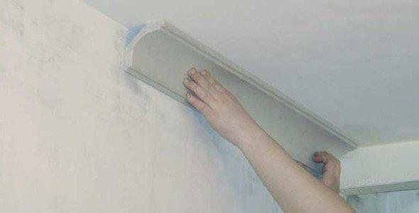 Клей для натяжных потолков своими руками