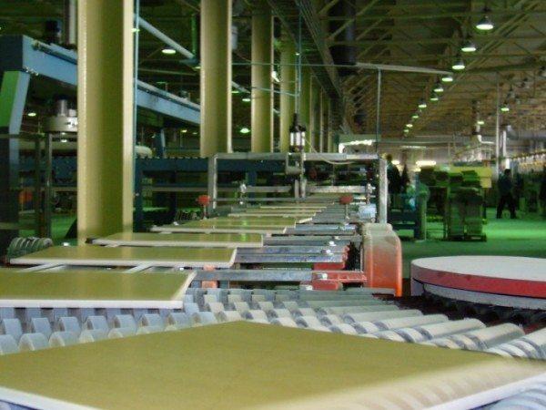 Производство керамического гранита