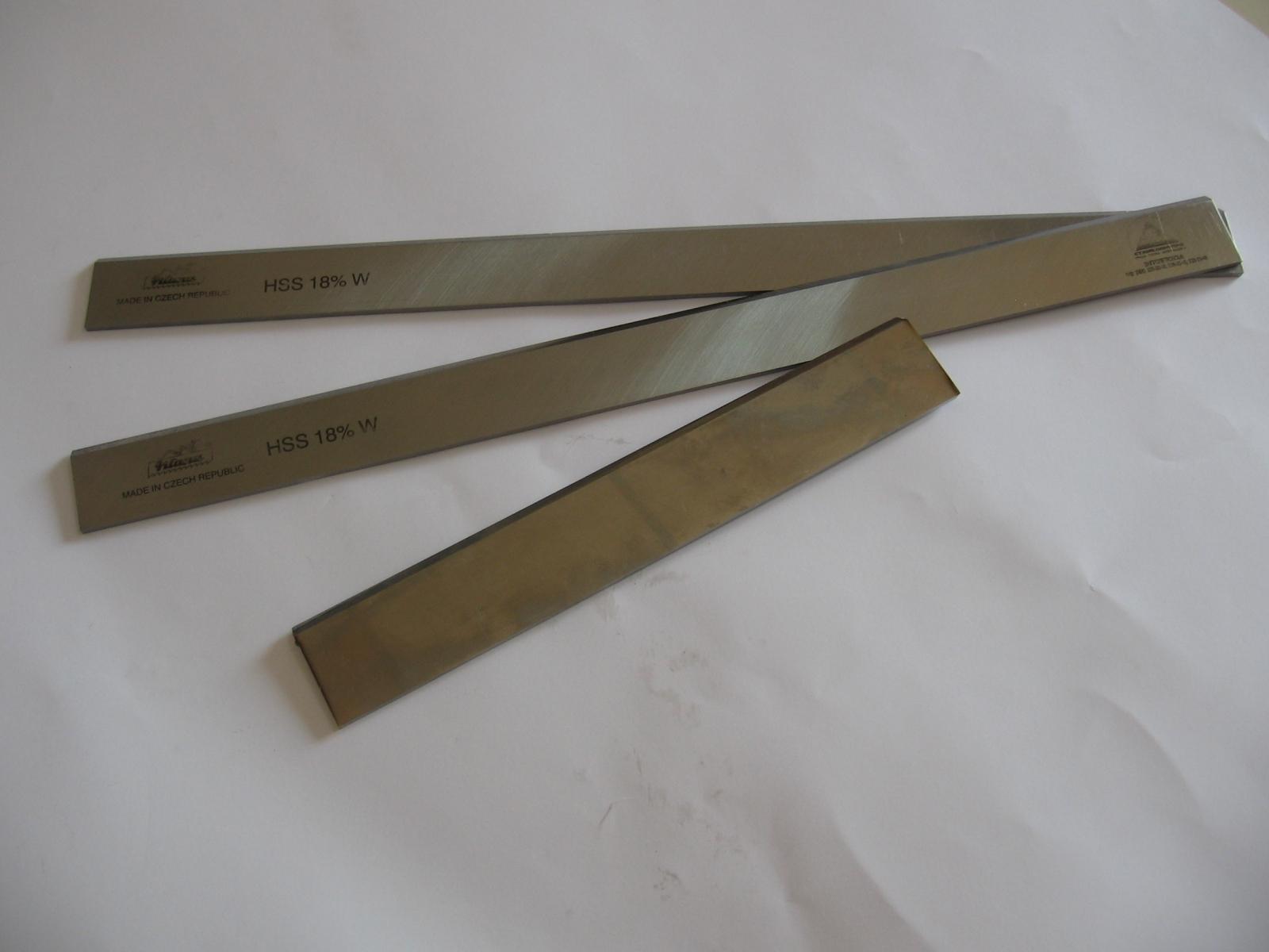 Прямые строгальные ножи по дереву из твердосплавной стали