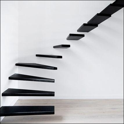Ради более впечатляющего внешнего вида консольные конструкции часто сооружаются без ограждения.