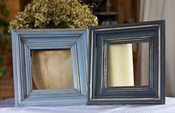Изготовление рамок для зеркал своими руками фото 833
