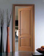 Распашная дверь – нестареющая классика