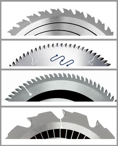 Разное количество зубцов обеспечивает разные параметры работы