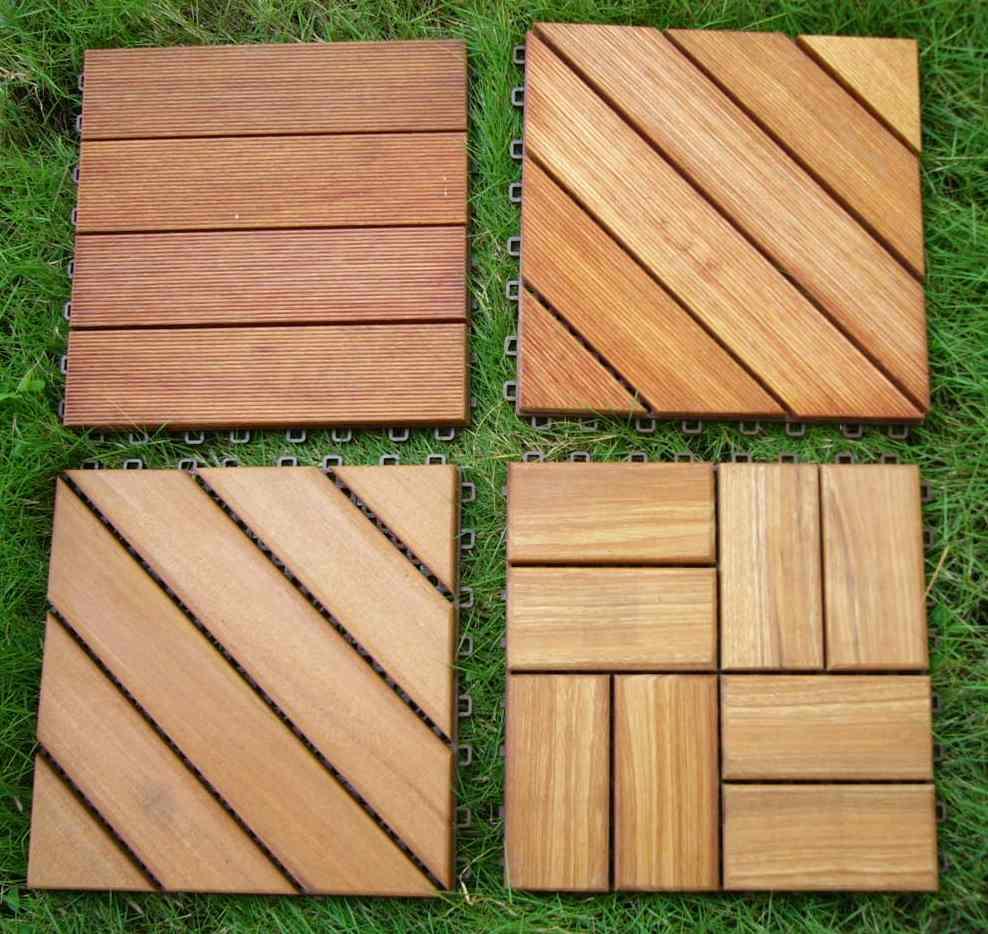 Рисунок из деревянных планок может сильно отличаться.
