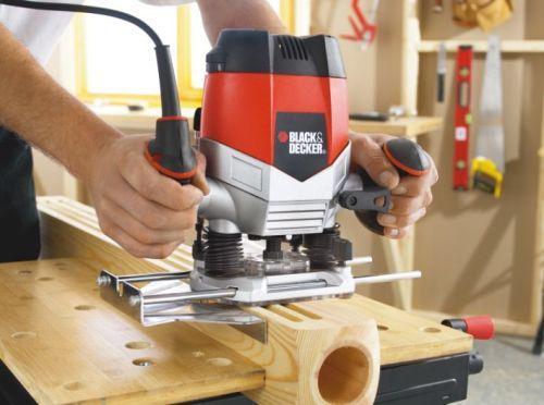 Ручной фрезер незаменим при производстве мебели своими руками