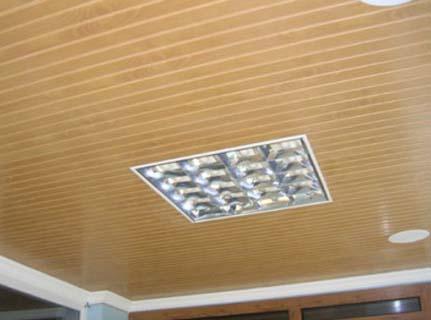 Сайдинговый потолок