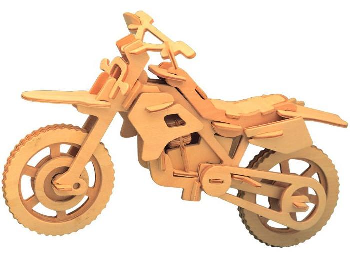 Сборные деревянные модели из фанеры и дерева иногда просто поражают своей детализацией