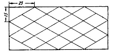 shemy-geometricheskoy-rezby-po-derevu-v-vide-setki Техника черчения рисунка для резьбы по дереву. Геометрическая резьба по дереву для начинающих