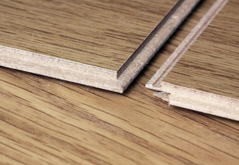 Система соединения в ламинате обеспечивает очень быстрый процесс укладки покрытия