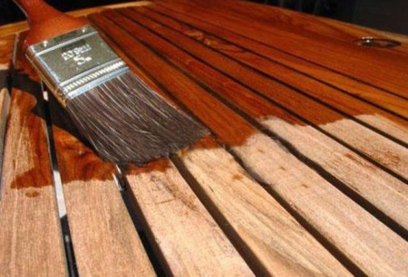 Современные составы не только защищают, но и украшают изделия.