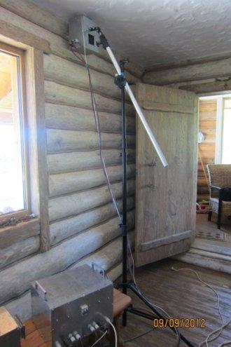 Специальное СВЧ оборудование для дезинсекции деревянных конструкций