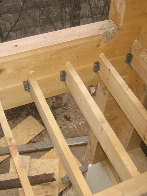 Специальные опоры значительно упрощают работы по устройству конструкций, которые не будут нести больших несущих нагрузок