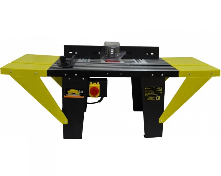 Специальный фрезерный стол упростит работу и сделает ее более безопасной