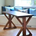 стол из дерева своими руками