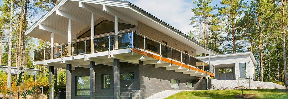 Строительство домов возведено в ранг искусства