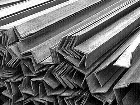 Так выглядят металлические уголки.