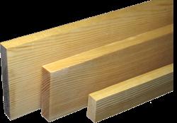 Такой пиломатериал нашел самое широкое применение в строительстве.