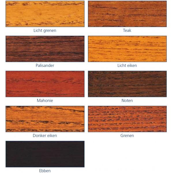 Тонирующий лак для дерева может придавать основанию самые разные оттенки